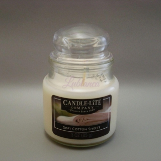 Candle-lite Soft cotton sheets 85g